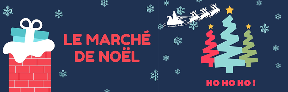 Le marché de Noël des Start-up by CA